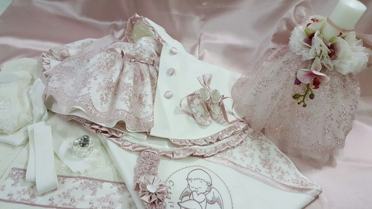 Trusou botez copii-Baby layette Clothes