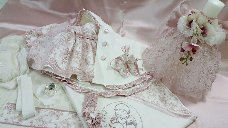 Trusou botez copii-Baby layette Clothes