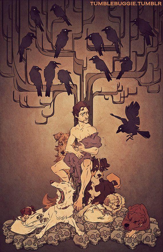 "Meditations on Murder - nbc Hannibal 12x18"""