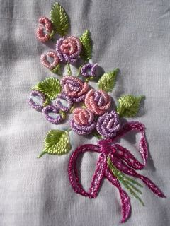 brazilian embroidery | Brazilian embroidery is a craft I would be interested in learning ...