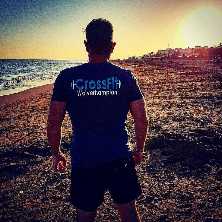 Representing @crossfit_wolverhampton in Lanzarote  #365strength #crossfitwolverhampton #crossfitter #fitnessaddict #fitat40 #chilling #sunset #lanzarote #canaries #canaryislands #insta #instagood #instagram