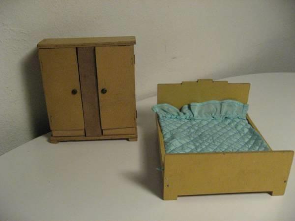 Gamle Tekno dukkemøbler_2