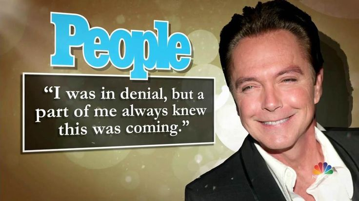 David Cassidy, 'Partridge Family' Star, Reveals He Has Dementia - NBC News
