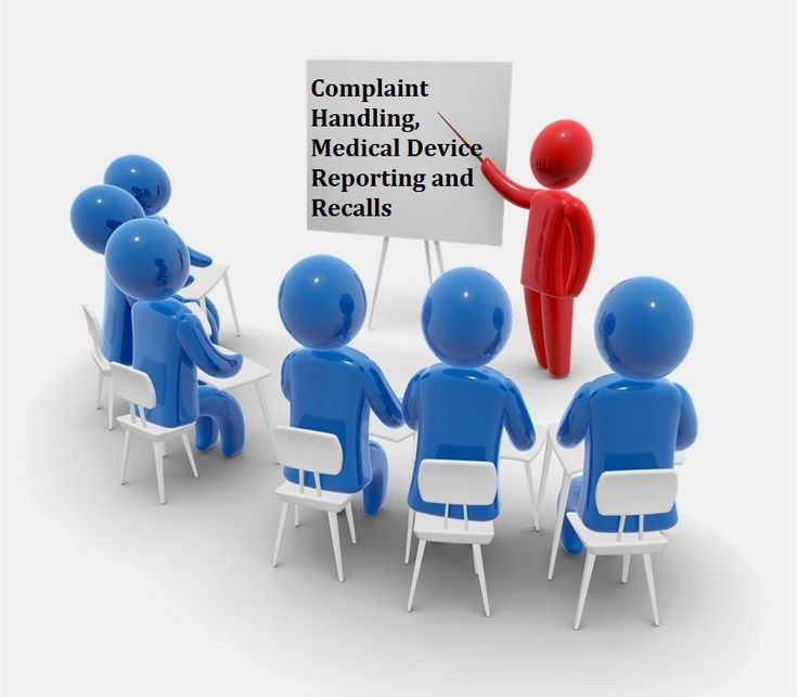 Complaint Handling, Medical Device Reporting and Recalls are important aspects of a medical device  https://globalcompliancepaneltraining.wordpress.com/2017/03/06/complaint-handling-medical-device-reporting-and-recalls/
