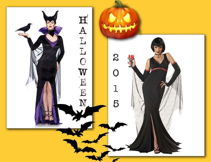 Halloween costumi da strega