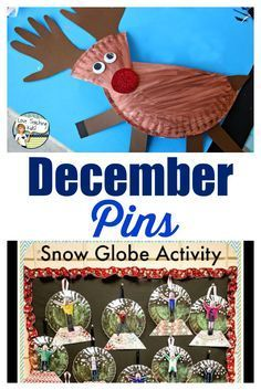 Here are some fun December activities that you can do with your students. There are some great ideas that you can do for the holidays.
