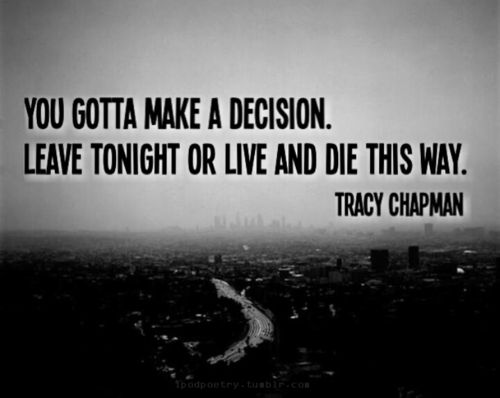 Tracy Chapman (ipodpoetry.tumblr.com)