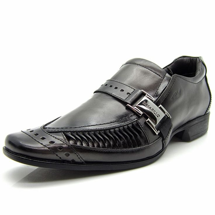 Sapato Social Masculino Las Vegas Rafarillo 2017982 Clovis - R$ 169,99 no MercadoLivre