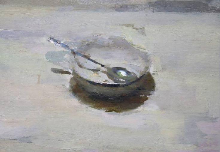 "Saatchi Art Artist Carlos San Millan; Painting, ""On the table #7"" #art"