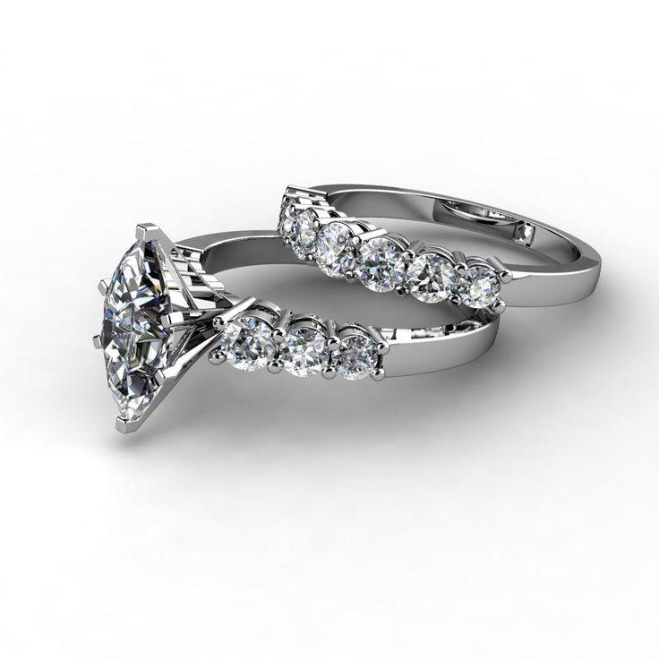 130 best Engagement Rings images on Pinterest Diamond rings
