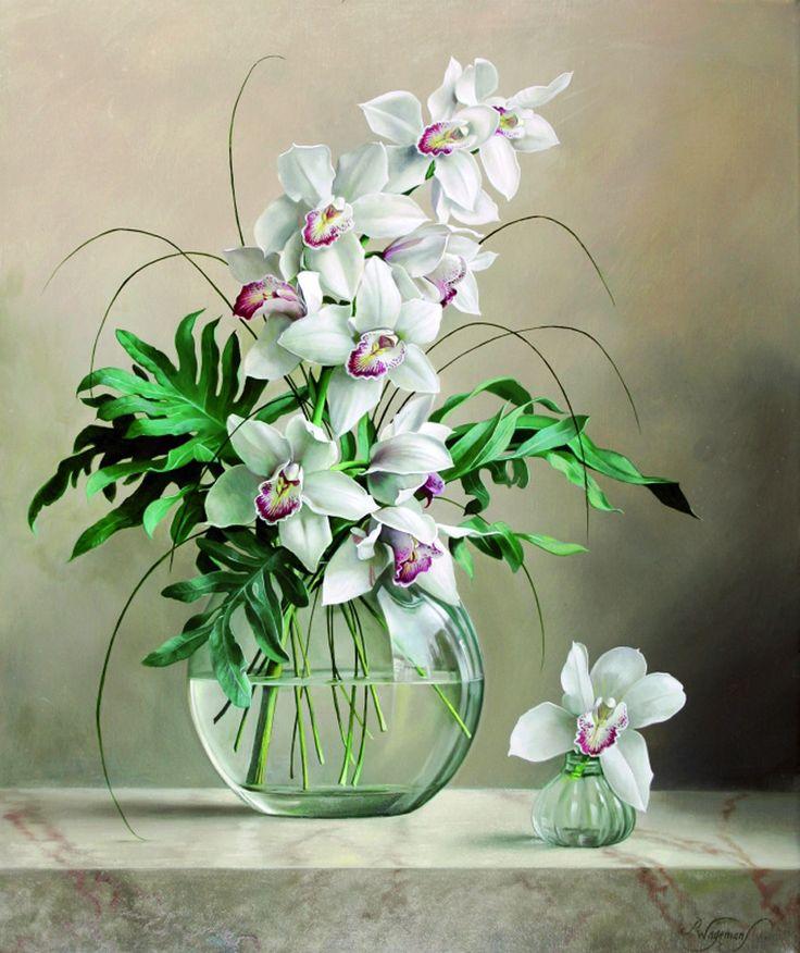 Flower beauty | Pieter Wagemans (part 8). Discussion on LiveInternet - Russian Service Online diary