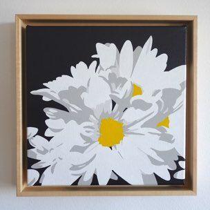 Daisy, daisy how does your garden grow....