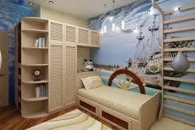Картинки по запросу интерьер в морском стиле детская