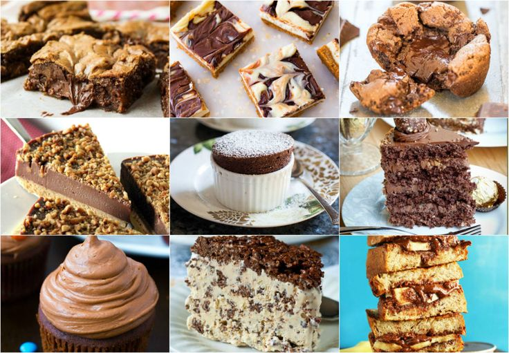 The 50 Most Delish Ways to Use Nutella