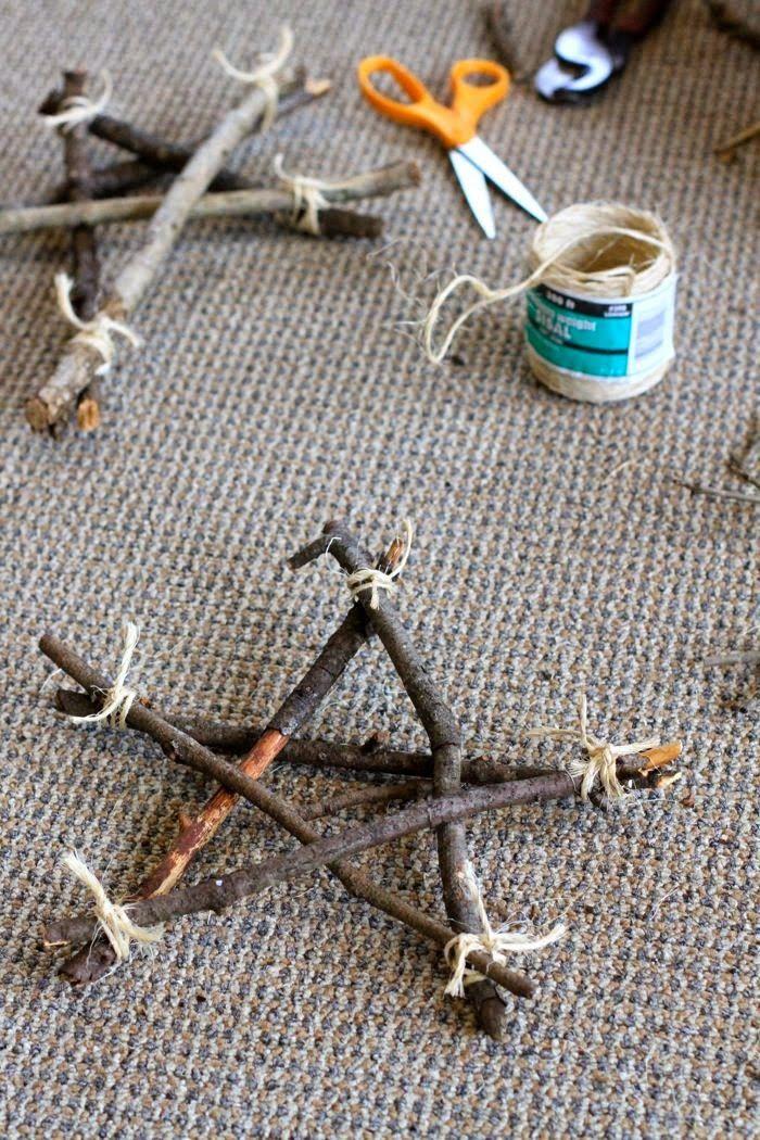 Stick Stars, Christmas Stars