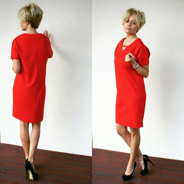 #Vanguard#dress#classic# elegant#red#fashion#style#