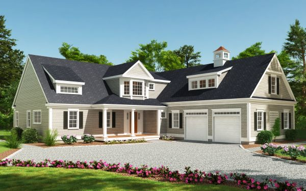 25 best ideas about garage addition on pinterest for Cape cod cottage style house plans