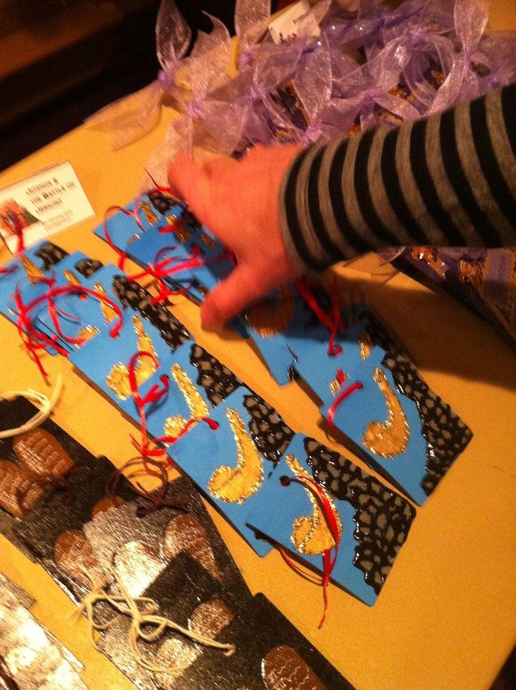 Jericho Bible Crafts