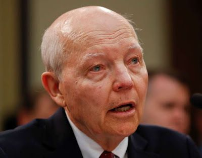 Republicans Ask Trump to Dump IRS Chief  John Koskinen (See Why)