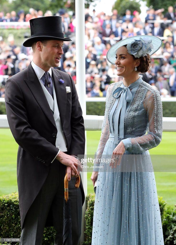 Prince William Duke Of Cambridge And Catherine Duchess Of