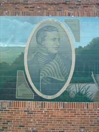 Zebulon Pike Mural - Louisiana, Missouri - Murals on Waymarking.com