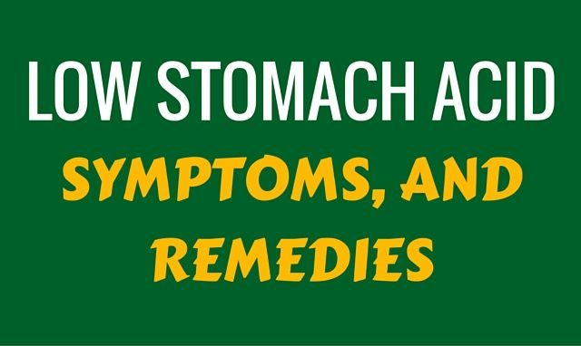 Low stomach acid could be the reason for your digestion problems and acid reflux symptoms. Find out more about low stomach acid and its remedies.