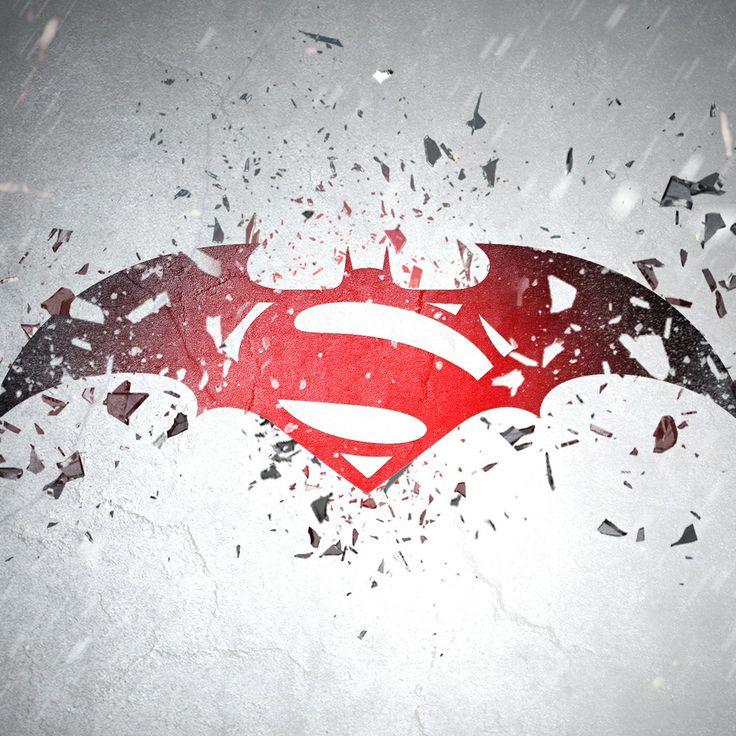 Batman vs Superman   another pic for J