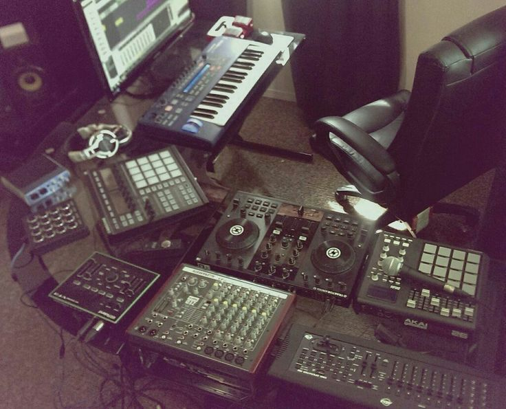 My home studio