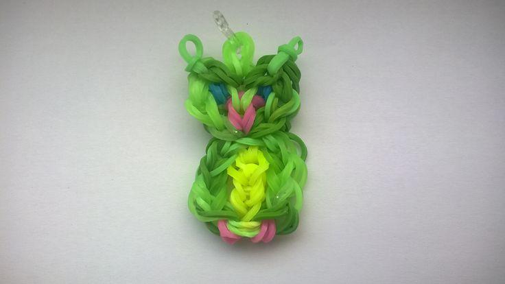 Náramky z gumiček
