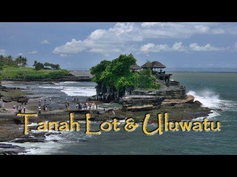 Tanah Lot & Ulu Watu. Dovolená na Bali. Bali Vacation.