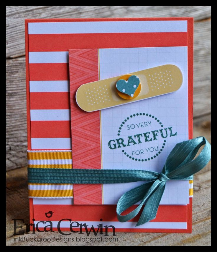 Playground Project Life card by Pink Buckaroo Designs
