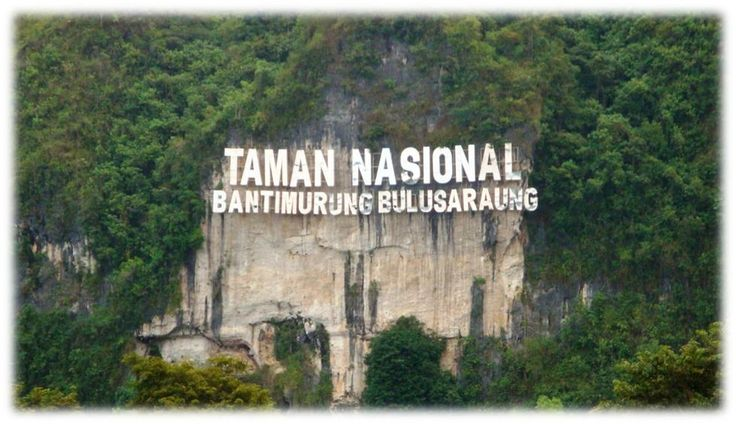 Bantimurung National Park - South Sulawesi, Indonesia