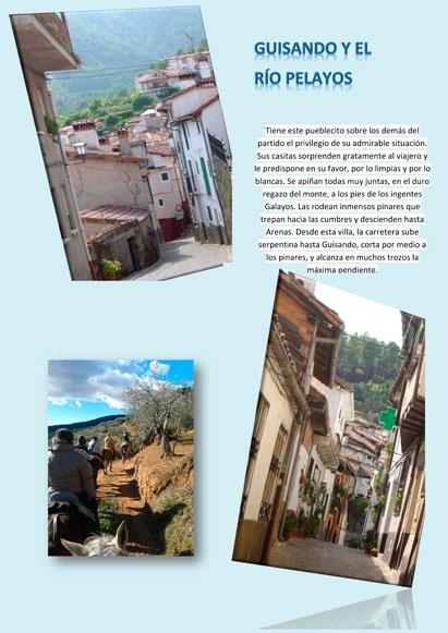 Ruta de un día. Dificultad media. En cualquier época del año. Combinamos la naturaleza de Gredos con una visión de la arquitectura popular de una de sus poblaciones más típicas.