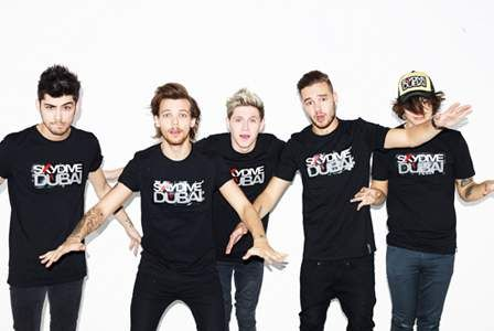 Tickets for One Direction's April 4 2015 concert in Dubai have now sold out, it was announced on Thursday.  Click for more...