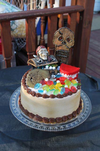 Goonies cake idea