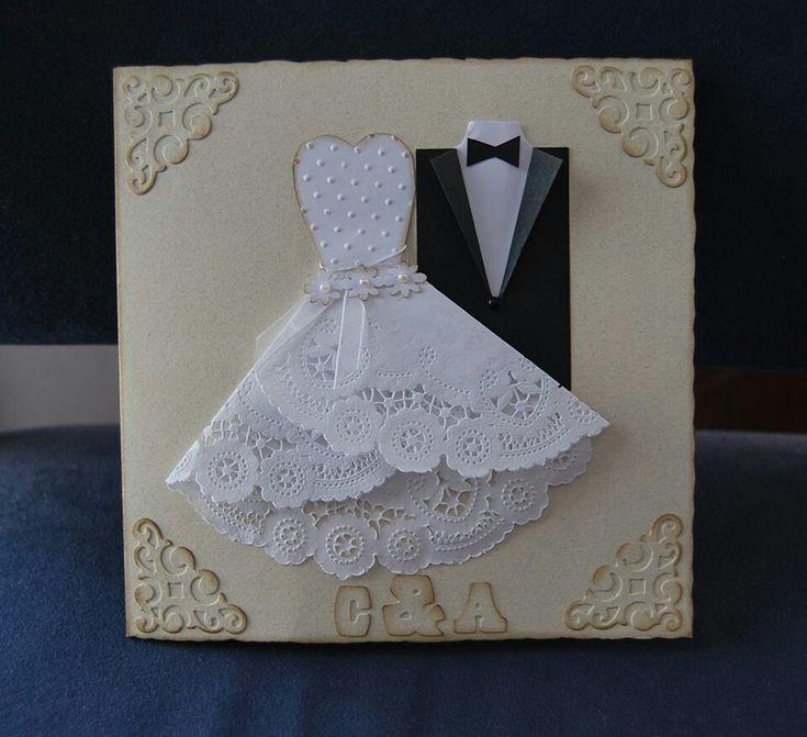 17 best images about tarjetas bodas on pinterest luxury - Modelos de tarjetas de boda ...