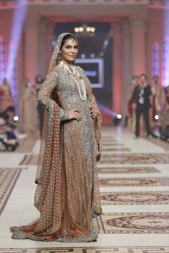 Pakistani latest bridal trends