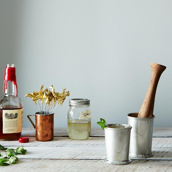 Mint Julep Cup on Food52: http://food52.com/provisions/products/1087-mint-julep-cup #Food52
