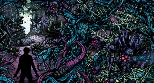 Homesick by Dan Mumford (A Day to Remember) A day to