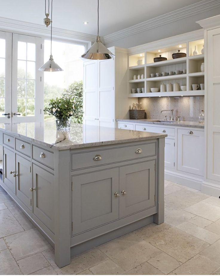 Grey | French provisional | kitchen