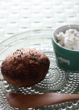 「【天然酵母】ホシノで爽やかスコーン・サレ」 chi- | お菓子・パンのレシピや作り方【corecle*コレクル】