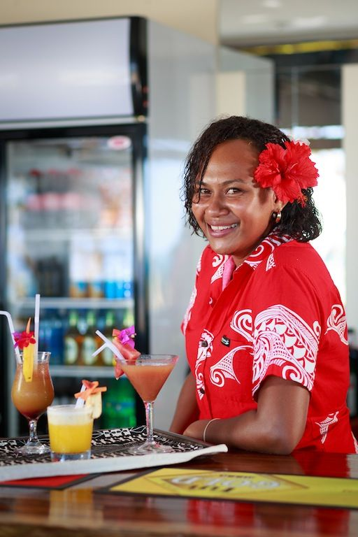 Service with a smile! This is what is waiting for you!