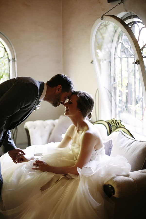 love this wedding picture - so sweet