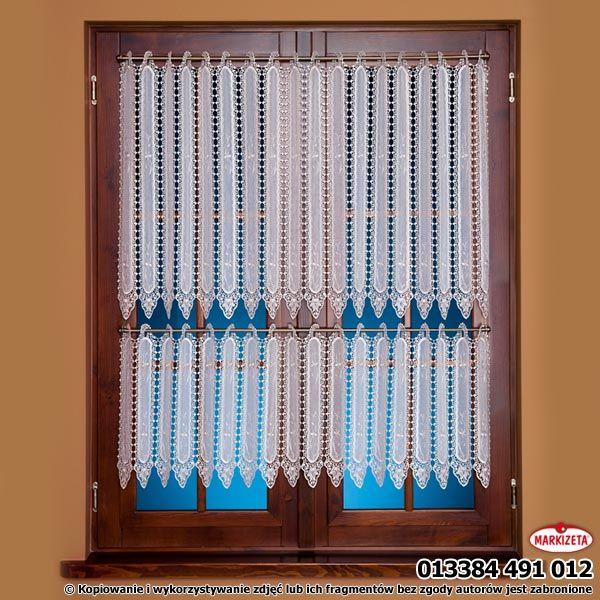 #Zazdrostka_gipiurowa 013384 / wysokość 30 cm / kolor kremowy Ładna, niebanalna zazdrostka gipiurowa. Tutaj w ciepłym kremowym kolorze. Ta firanka dobrze się układa i tworzy efektowną dekorację okna. Spodoba się z pewnością miłośnikom tradycji. Nie wymaga prasowania!  wysokość: 30 cm  kolor: kremowy materiał: koronka gipiurowa nie wymaga prasowania Możesz zlecić szycie w naszej profesjonalnej szwalni ceny już od 2,50 zł/mb.  kasandra.com.pl