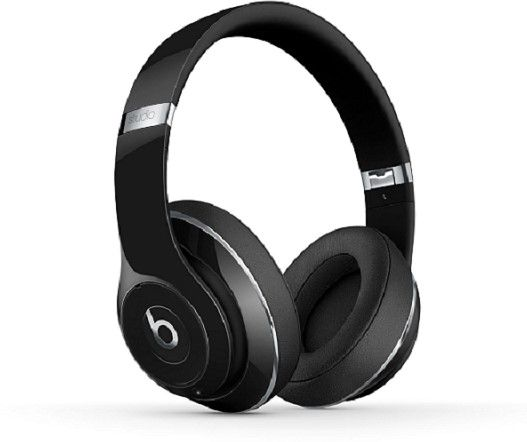 Beats Studio2 WL Gloss Black pas cher prix Casque audio Boulanger 379.00 €