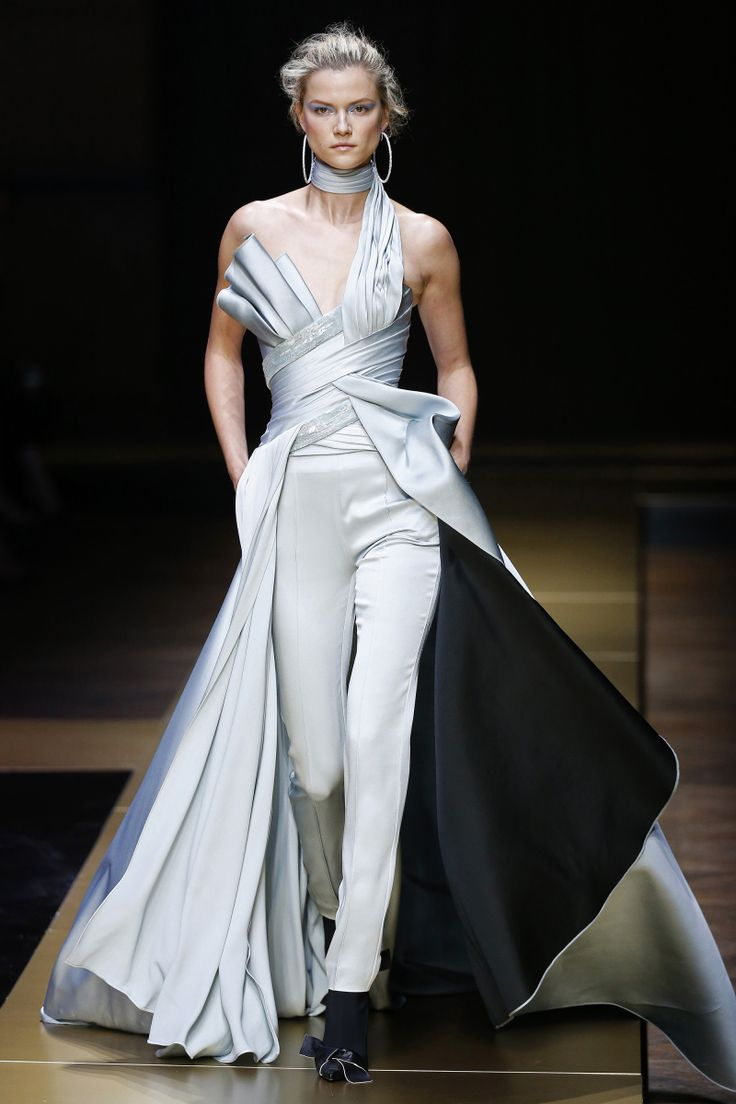 Versace | Haute Couture - Autumn 2016 | Look 10