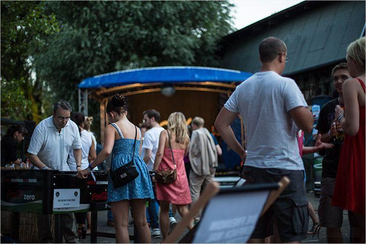UBER x Waymate – Summernite 2013 – Berlin, Germany - Deutschland - Party at CK99