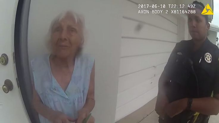 BOYNTON BEACH, Fla. – When a 91-year-old woman was the victim of a distraction theft while shopping at Publix, a Boynton Beach Police officer went the extra mile to make sure the woman wouldn…