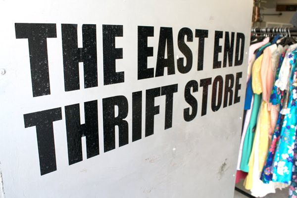 The East End Thrift Store — Hidden down a dark alleyway in East London Proper (we're talking Stepney, not Shoreditch), this is without doubt one of London's cheapest and best-stocked vintage stores, with rack upon rack of clothes and accessories. Roll up your sleeves, sharpen those elbows, and dive right in. The East End Thrift Store, Unit 1A, Assembly Passage, E1 4UT; 020 7423 9700. Photo: Courtesy of The East End Thrift Store
