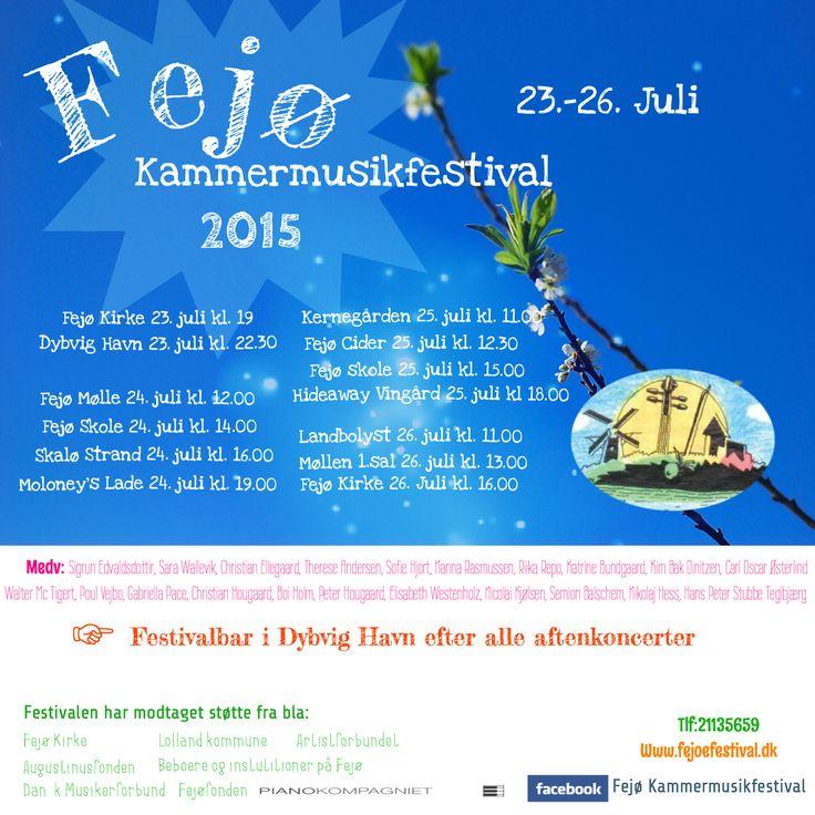 Fejø Kammermusikfestival